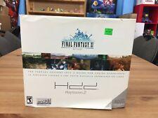 Final Fantasy XI Online PS2 Internal Hard Disk Drive New