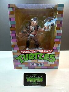 TEENAGE MUTANT NINJA TURTLES BEBOP STATUE PCS COLLECTIBLES 1:8 SCALE TMNT PVC