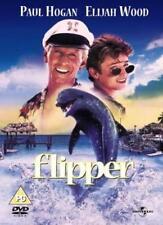 Flipper [DVD] [1996] By Paul Hogan,Elijah Wood,Alan Shapiro,Bill Sheinberg,Conr