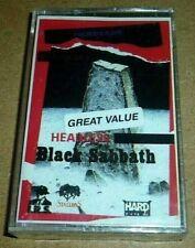 Black Sabbath - Headless / MC Kassette / OVP Sealed / Cassette Tape / Cross