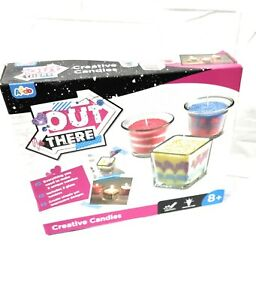Out There! Creative Candles, New