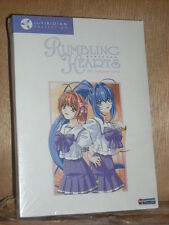 Rumbling Hearts - Box Set (DVD, 2008, 3-Disc Set, Viridian Collection)