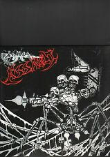 ASSAULT - nuclear deaththrash LP