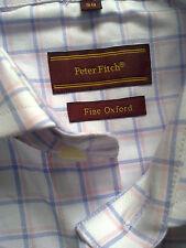 P&C Peter Fitch° Fine Oxford ART124B 39 CLASSIC w.NEU