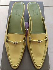 NIB Womens Cole Haan Valida Patent Mules Size 5.5