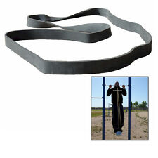 """HEAVY DUTY RESISTANCE BAND (2.5"""" INCH) POWER WEIGHT LIFTING STRENGTH STRETCH"""