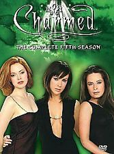 CHARMED SERIES 5 COMPLETE DVD BOX SET WITH BOOKLET
