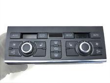Bedienteil Bedienelement Heizung Klimabedienteil für Audi Q7 4L 05-09