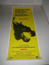 OBSESSION 1976 AUTHENTIC ORIGINAL US INSERT 14 X 36 MOVIE POSTER (524)