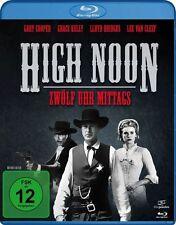 High Noon - 12 Uhr mittags - Gary Cooper (Zwölf Uhr mittags) Filmjuwelen BLU-RAY