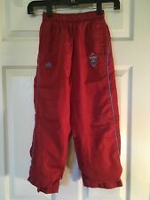 Adidas MLS Youth Colorado Rapids Soccer Track Suit Pants Size 6-7