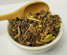 Tulsi Turmeric Ginger Loose Leaf Holy Basil Tea Cinnamon Cardamom Cloves