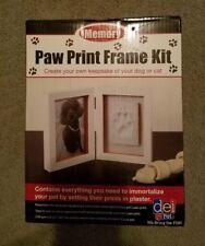 Nib dei Pet Memory Paw Print Frame Kit