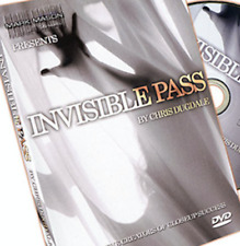 The Invisible Pass by Chris Dugdale JB Magic from Murphy's Magic