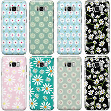 DYEFOR DAISY PATTERN COLLECTION PHONE CASE COVER FOR SAMSUNG GALAXY PHONES 2