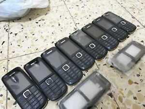 3 x Nokia 3120C Classic Bar Cellphone 3G GSM UNLOCKED Works Worldwide - 3 Phones