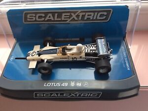 Scalextric C3707 Lotus 49 Pete Lovely