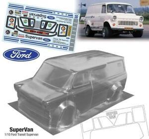 Ford Super Van 215mm x 257mm For TT01 TT02 Tamiya