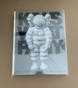 KAWS WHAT PARTY White (Signed edition) Limited edition of 500