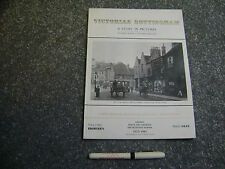 Victorian Nottingham Softback book volume 18 1977 Cricket Boots Bluecoat school
