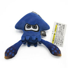 Splatoon Blue Squid All Star Collection Soft Plush Toys 8inch