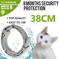 38cm Anti Insect Flea and Tick Collar 8 Month Protection For Dog Cat Adjustable