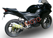 LIGNE COMPLÈTE ARROW ALU HONDA CBR 125 R 2011/16 - 51007MI+51005KZ+51506AO