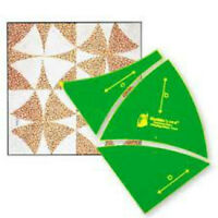 Patchwork Template Winding Ways 3 piece set by Matilda's Own