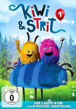 DVD * KIWI & STRIT - VOL. 1 - DIE LAUTE KUH UND 8 WEITERE ABENTEUER  # NEU OVP &