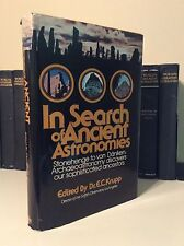 In Search of Ancient Astronomies E.C. Krupp Advance Reader Copy ARC
