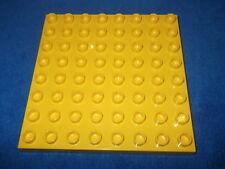 Lego Duplo Frozen Schloss Zoo 6 X 12er Noppen Bauplatte Platte Weiss NEU