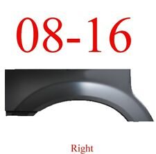 08 16 Grand Caravan Right Wheel Arch Panel Upper, Town & Country Routan 1578-148