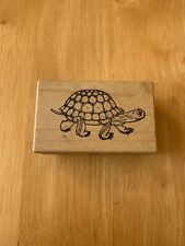 Toybox Rubber Stamp Turtle Tortoise Rubber Stamp Animal