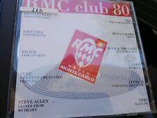 Rmc radio monte carlo club 80 cd mercury timbro rosso siae