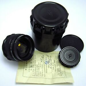 """Mir-1 f2.8/37mm  """"GRAND PRIX"""" Brussels 1958  MADE in USSR-1970 year №7009832"""