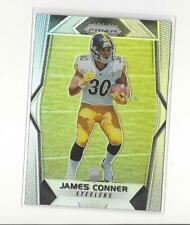2017 Panini Prizm #225 James Conner RC Rookie Steelers
