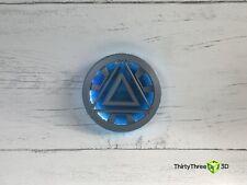 Ironman Arc Reactor, MK5, 3D Printed, Unofficial