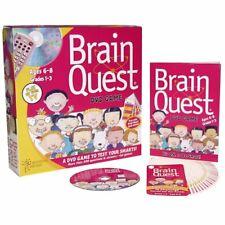 BRAIN QUEST NEW DVD GAME