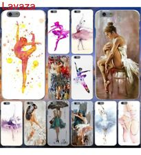Chicas Baile printted duro funda para iPhone 4s 5 5s SE 7 7S 6 6s Plus Carcasa