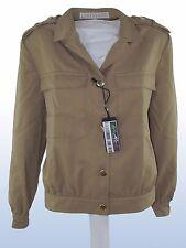 lentiggini donna giacca giubbino verde vintage anni 80 made italy it 42 uk 10