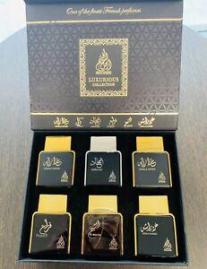 Ard Al Khaleej Luxurious Collection: 6 Pc X 25ml Famous Men Gift Set🥇Finest🥇
