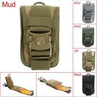 Outdoor Multifunktions Taktischen Militär Mini Telefon Taillen Beutel Halter NEU