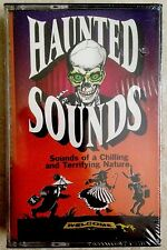 HAUNTED SOUNDS: CHILLING SOUND EFFECTS & GHOSTLY MUSIC! 1994 HALLOWEEN CASSETTE!