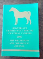 The Welsh Pony and Cob Society Journal 2007