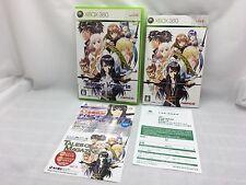 Microsoft Xbox360 (Japan Ver.) Tales of Vesperia TrackingNo. from Japan