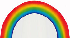 LOT OF 2 POSTERS : GIANT GAY PRIDE  RAINBOW FLAG - FREE SHIPPING !  RC16 - TOP