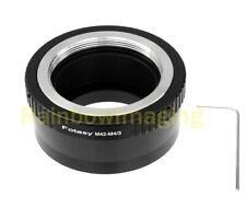 Helios 44-2 58mm F2 M42 Lens to Micro 4/3 m43 Adapter Panasonic G850 GX7 GX8 G7
