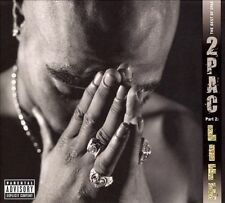 The Best of 2Pac, Pt. 2: Life [PA] [Digipak] by 2Pac (CD, Dec-2007, Amaru/interscope)