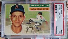 1956 Topps #279 Johnny Groth  PSA 7 Near Mint