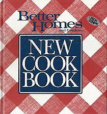 New Cook Book (Better Homes and Gardens) by Better Homes and Gardens